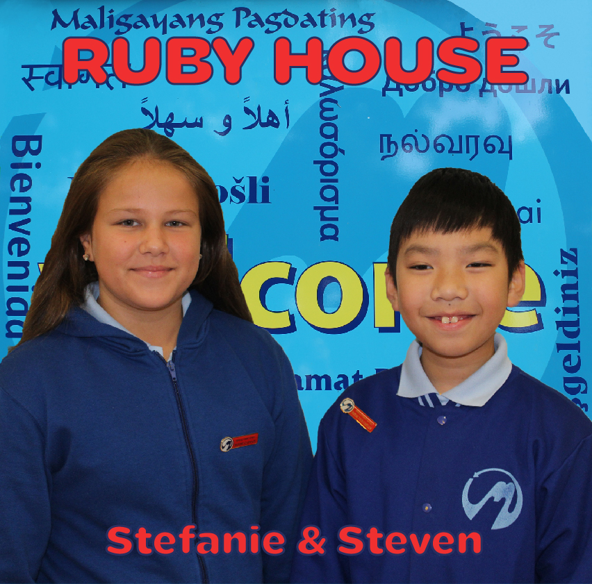 Ruby Stefanie and Steven