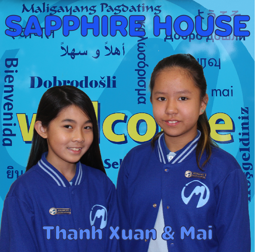 Sapphire Thanh Xuan and Mai